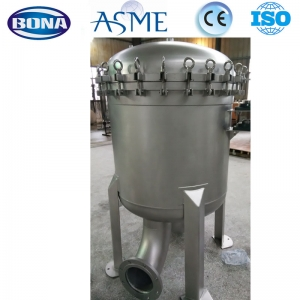 stainless steel bag filter factory