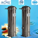 China cartridge filter housing top closure factory