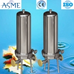 Wholesale hygienic cartridge filter housing