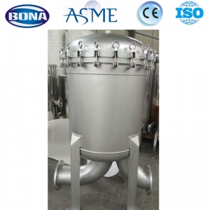 customized multi-bags filter housing