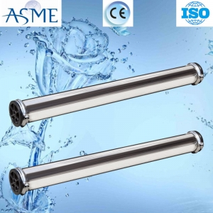 low price stainless steel vessel for ro treatment