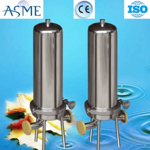 Wholesale hygienic cartridge filter housing