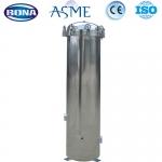 metal filter housing