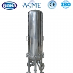 Stainless steel sanitary filter