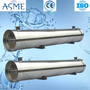 Customized stainless steel membrane housing