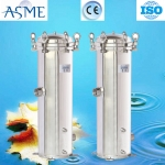 Customized ss304 sanitary filter housing