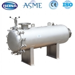 High Flow Rate Cartridge Filter Housing