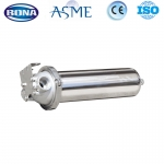 Single cartridge filter housing factory