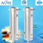 China polished cartridge filter housing factory