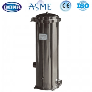 cartridge filter vessel