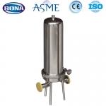 Sanitary water filter