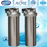 Housing water filter factory